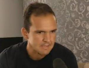André Luiz Castro, árbitro (Foto: Reprodução TV Anhanguera)