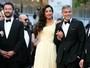 George Clooney e Amal Alamuddin restringem viagens durante gravidez