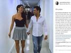 Graciele Lacerda se declara para Zezé Di Camargo: 'Lutamos por este amor'