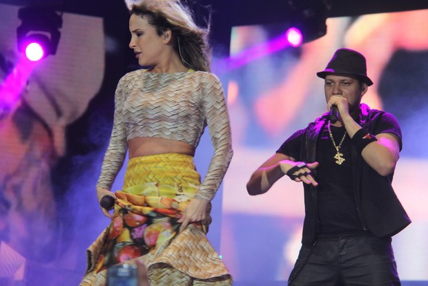 Claudia Leitte (Foto: Wesley Costa / Agnews)
