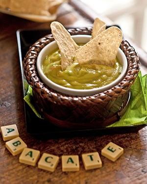 Dip de abacate com chips de milho (Foto: Ricardo Corrêa/Editora Globo)