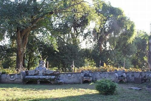 Foto (Foto: O Jardim das Princesas: lugar bucólico fechado ao público)