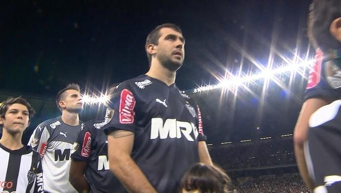 Atlético-MG; São Paulo; Mineirão (Foto: Reprodução/TV Globo)