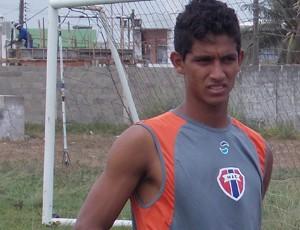 Ideilson é o novo artilheiro do MAC na Copa União (Foto: Bruno Alves/Globoesporte.com)