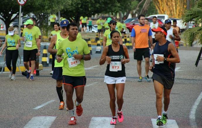 Corrida Pedestre Henrique Archer Pinto 2015 (Foto: Marcos Dantas)