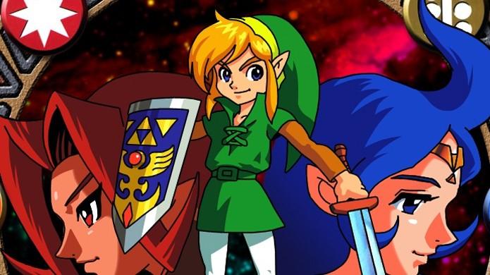The Legend of Zelda é uma das mais aclamadas séries da Nintendo nos consoles e portáteis (Foto: GenGame)
