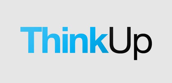 Think Up promete avaliar toda a sua vida durante o ano, mês ou dia (Foto: Divulgação/ThinkUp)