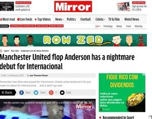 Mirror Anderson Inter (Foto: Reprodução)