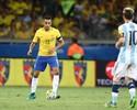 Um gol sofrido em cinco jogos: zaga do Brasil agradece fase aos atacantes