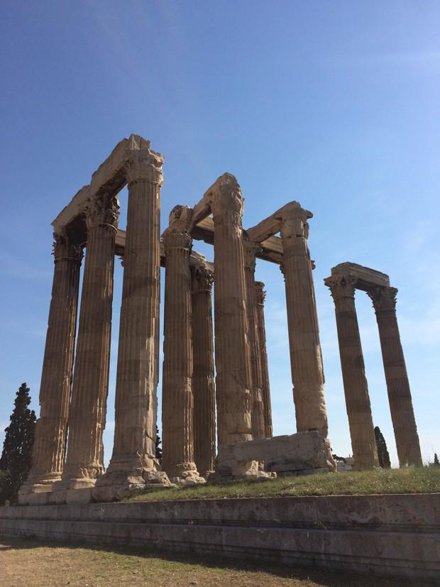Atenas (Foto: Beta Germano)