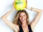 Gisele Bündchen pode entregar taça ao campeão da Copa, diz revista