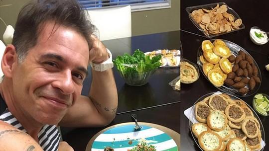 Leandro Hassum abre exceção na dieta: 'Chega! Já me permito comer pizza e hambúrguer'