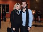 Aos 8 meses de gravidez, Fontenelle desabafa: 'Só durmo sentada'