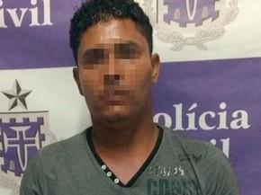 Suspeito foi encontrado no estado do Espírito Santo (Foto: Divulgação / Polícia Civil)