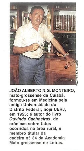 cronica-joao-monteiro (Foto: Editora Globo)