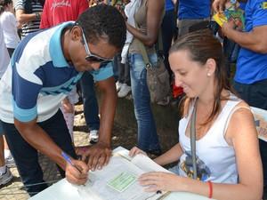 Reaja Piracicaba (Foto: Fernanda Zanetti/G1)