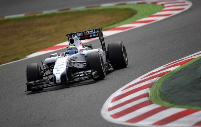 F-1 - Treino GP Espanha - Felipe Massa (Foto: Getty Images)