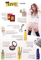 Carla Diaz revela os produtos que a ajudam a estar bem na balada