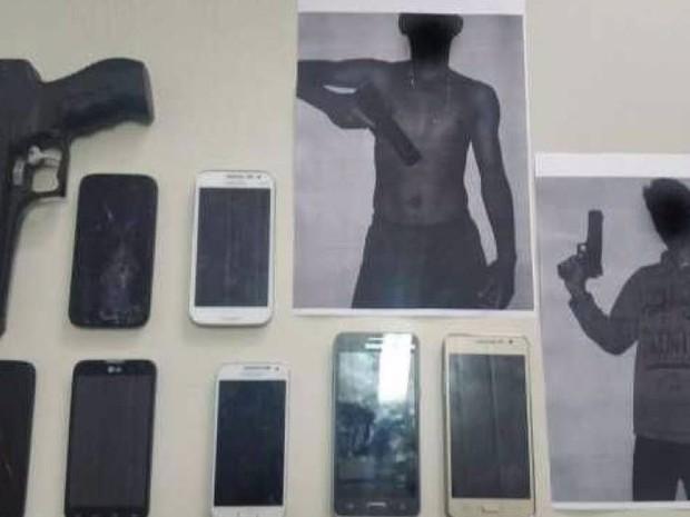 Apesar de não ter dados estatítcos, diariamente a Secretaria de Segurança Pública de Sergipe registra casos de roubo e furto de celulares (Foto: SSP/SE)