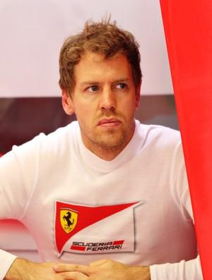 Sebastian Vettel Ferrari Fórmula 1 Bahrein 2016