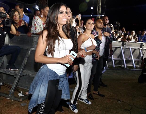Carla Perez e Anitta (Foto: Manuela Scarpa/Brazil News)