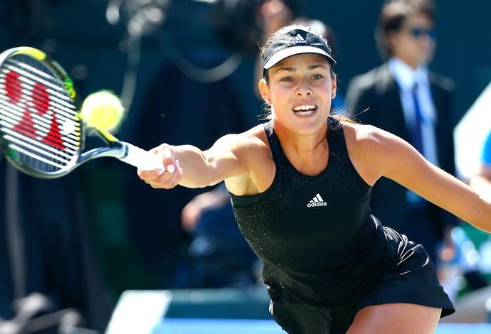 Ana Ivanovic campeã do WTA de Tênis em Tóquio (Foto: Agência AP)