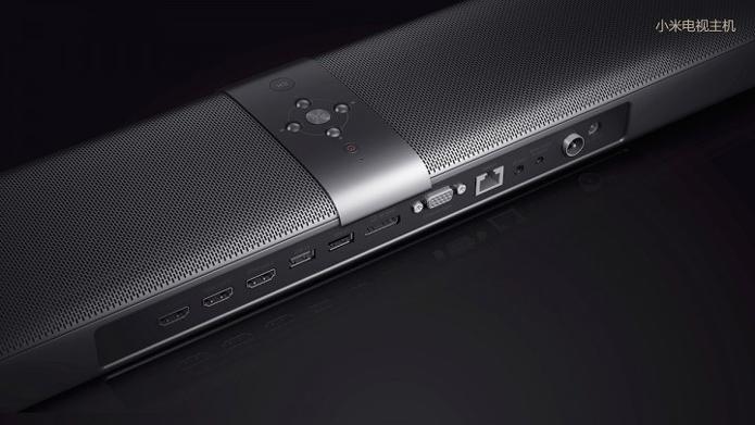 Além de contar com caixa de som, Mi TV Bar faz de qualquer TV uma smart (Foto: Divulgação/Xiaomi)