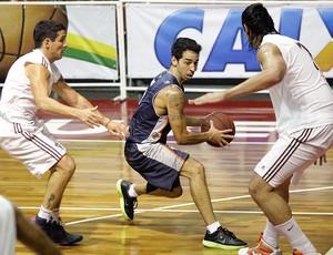 basquete Tijuca Fluminense NBB (Foto:  Gilvan de Souza / LNB)