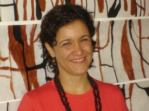 Stela Barbieri, diretora da ação educativa do ITO (Foto: Divulgação)