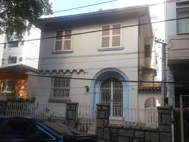 Criança de 5 anos foi encontrada morta na casa da família na Tijuca (Foto: Elisa Souza)