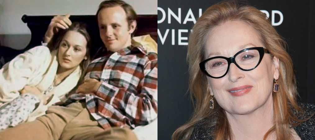 Indicada 18 vezes ao Oscar, Streep fez sua estreia no filme para TV 'Temporada Mortal' em 1977. Entre seus trabalhos mais recentes estão 'Álbum de Família' (2013) e 'Caminhos da Floresta', previsto para janeiro de 2015. (Foto: Reprodução/Getty Images)