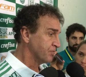 Cuca Palmeiras João Pessoa (Foto: Rodrigo Faber)