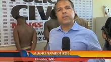 Moises Gumieri, prefeito de Chiador, é assassinado a tiros  (Divulgação | TV Integração )