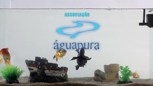 RPC apoia campanha da Associação Água Pura, de Londrina (Foto: Divulgação)