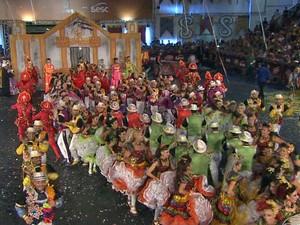 Moleka 100 Vergonha ficou em primeiro lugar (Foto: Reprodução/TV Globo)