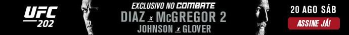 Banner UFC 202 (Foto: Divulgação)
