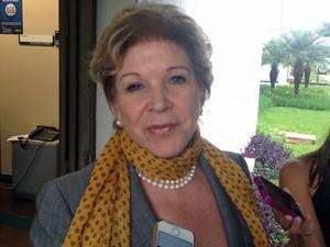 A senadora Marta Suplicy (sem partido-SP) (Foto: Filipe Matoso / G1)