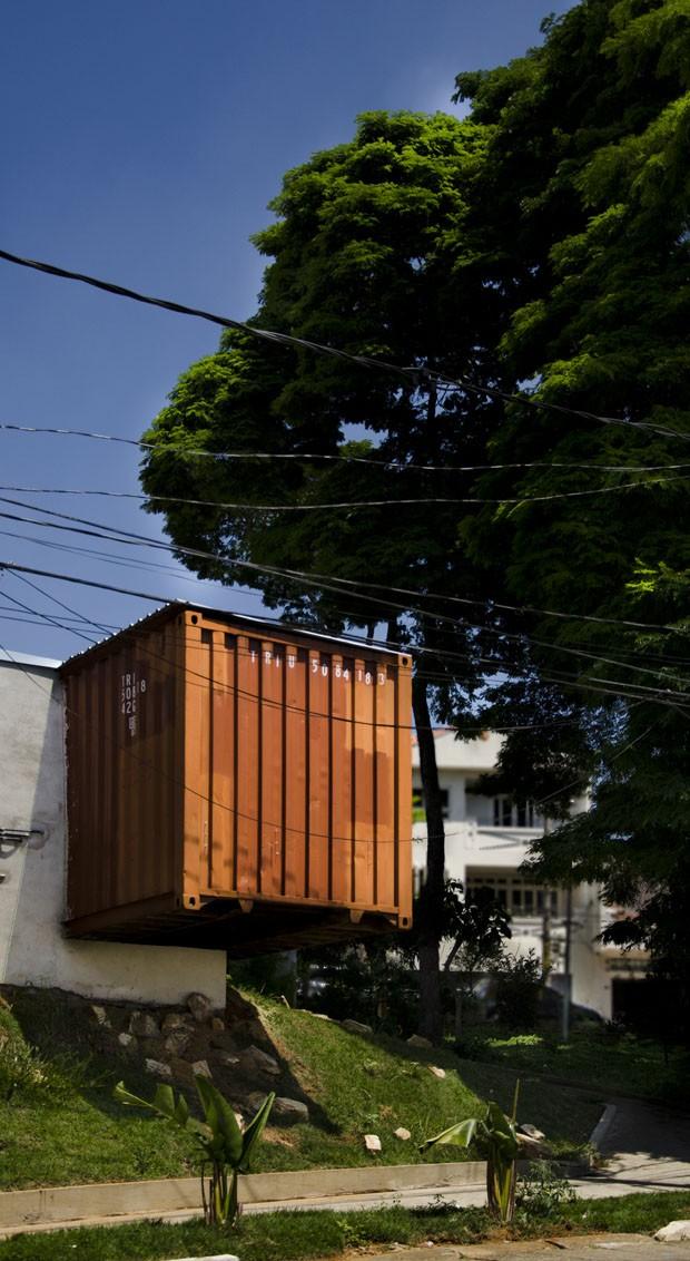 Projeto Container (Foto: divulgação)