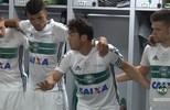 Bastidores do primeiro jogo da final do Paranaense
