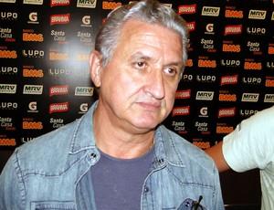 Eduardo Maluf, diretor de futebol do Atlético-MG (Foto: Leonardo Simonini)