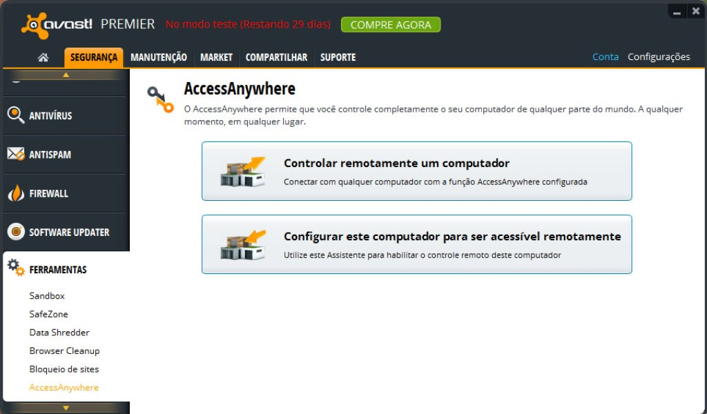 how to get avast premier