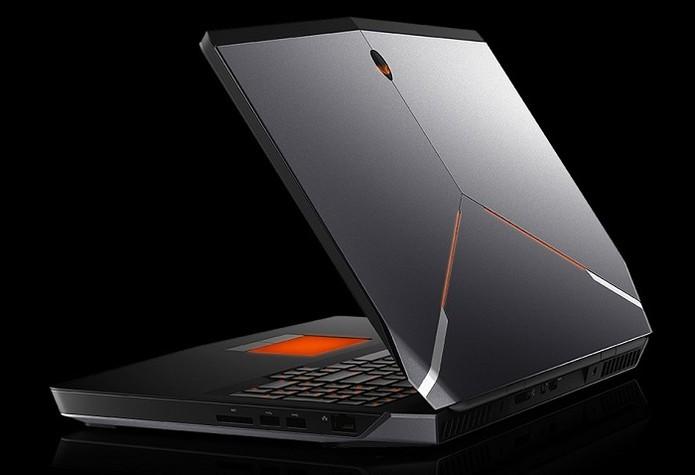 Notebooks gamers têm muitas desvantagens (Foto: Divulgação/Alienware )