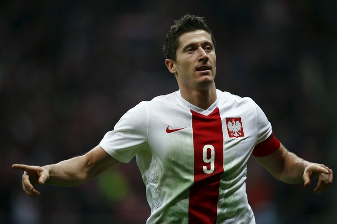 Robert Lewandowkski (Foto: Reuters)