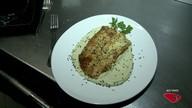 Raspando a Panela: chef de cozinha do ES ensina como fazer tilápia empanada com gergelim
