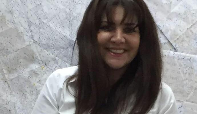 Celia Castedo Monaterio, que trabalha no aeroporto de Santa Cruz de la Sierra, na Bolívia, alertou que avião da LaMia não teria combustível suficiente para chegar a outro aeroporto em caso de emergência (Foto: Reprodução/Facebook/Celia Castedo Monasterio) (Foto: Reprodução)