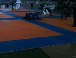 III open de jiu-jítsu, João Pessoa, unipê (Foto: Amauri Aquino / GloboEsporte.com)