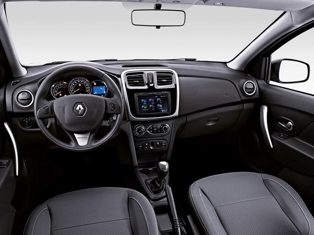 Renault Exclusive  (Foto: Divulgação)
