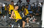 Garotada do Botafogo treina na Maravilha para fazer bonito em duas competições sub-20