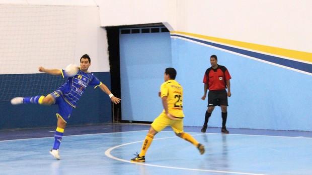 Caio Júnior São José Futsal (Foto: Quarttus)