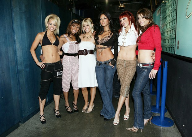 The Pussycat Dolls em 2006 (Foto: Getty Images)